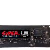 Super Blade Flash Storage for MacBook Pro Retina 13-inch & 15-inch (Early, Mid 2015)
